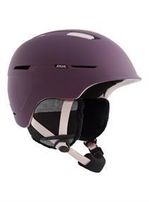 Anon Auburn 203601.501 dames helm paars