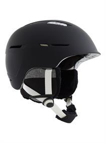 Anon Auburn Mips 203621.016 dames helm zwart