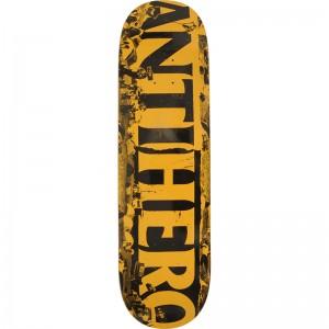 Afbeelding van Anti Hero Budget Cuts 8.25 Skateboard ZWART