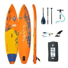Aquatone Flame 11'6'' supboard oranje