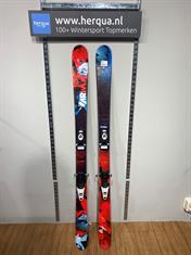 Armada 71-2902 Twin heren ski gebruikt rood
