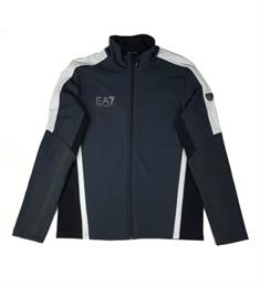 Armani Top Race 1 Eagle heren ski pulli antraciet
