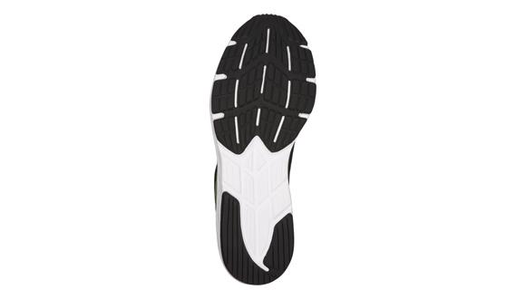 Asics Amplica junior hardloopschoenen zwart