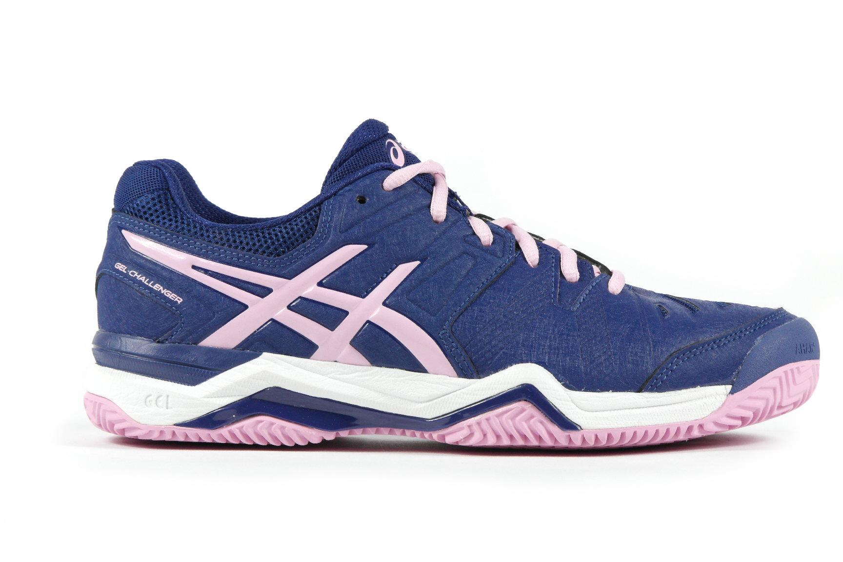 asics schoenen dames blauw