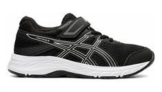 Asics Contend 6 GS junior hardloopschoenen zwart