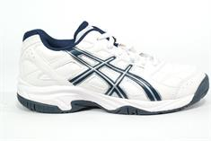 Asics Estoril Court Jr junior tennisschoenen wit