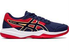 Asics Game 7 GS junior tennisschoenen marine