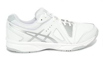 Asics Game Point Junior tennisschoenen WIT