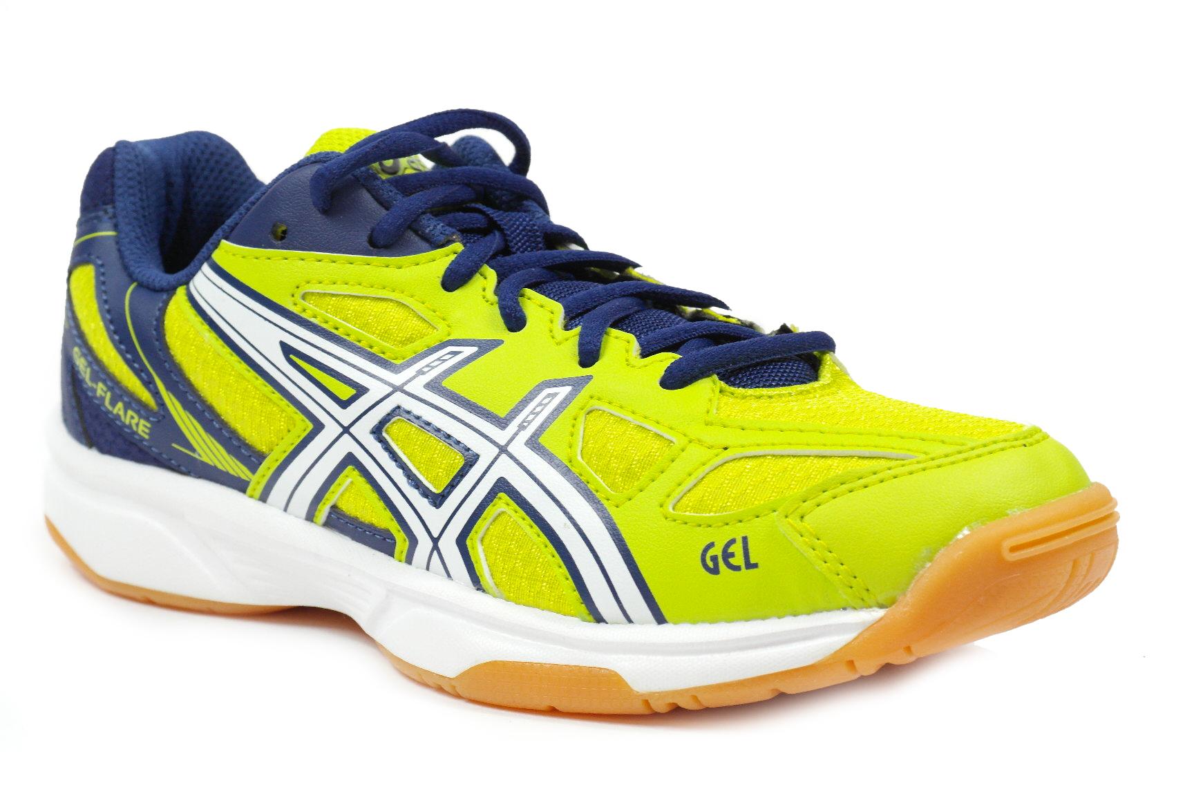 Asics - Fusée Gel 5 Chaussures D'intérieur - Hommes - Chaussures - Blanc - 45 wp5AU