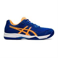 Asics Gel Padel Pro 4 heren padel schoenen blauw