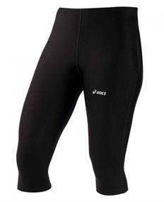 Asics Knee Tight Dames dames hardloopbroek driekwart zwart