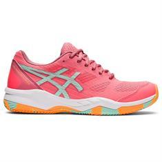 Asics Padel Exclusive 6 dames padel schoenen koraal
