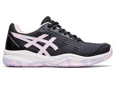Asics Padel Exclusive 6 dames padel schoenen zwart
