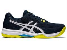 Asics Padel Pro 4 heren padel schoenen marine
