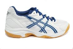 Asics Pre Doha GS junior indoorschoenen wit