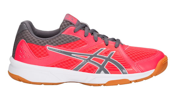 Asics Upcourt 3 GS junior indoorschoenen rose