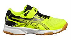 Asics Upcourt junior indoorschoenen geel