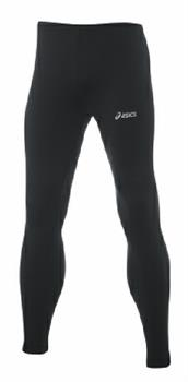 Asics Winter Tight Heren Heren hardloopbroek lang ZWART