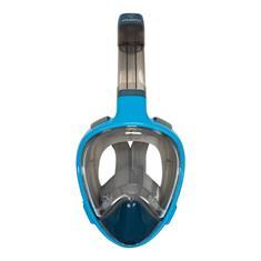 Atlantis Duikbril FullFace Duikmasker duikmasker blauw