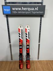 Atomic 103-2392 Race kinder ski gebruikt rood