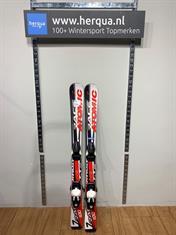 Atomic 112-2521 Race kinder ski gebruikt rood