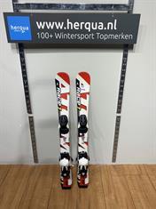Atomic 115-2897 Race kinder ski gebruikt rood