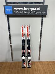Atomic 118-2439 Race kinder ski gebruikt rood