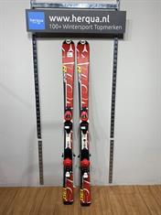 Atomic 121-2745 Race kinder ski gebruikt rood