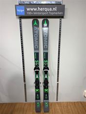 Atomic 147-2943 Redster heren ski gebruikt midden grijs