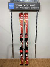 Atomic 157-2745 Race kinder ski gebruikt rood