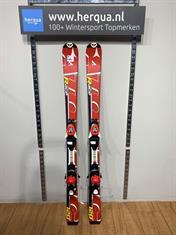 Atomic 46-2784 Race kinder ski gebruikt rood