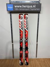 Atomic 59-2249 Race 6 kinder ski gebruikt rood
