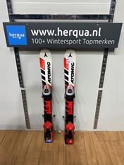 Atomic 67-325 Race kinder ski gebruikt rood