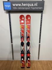 Atomic 70-2783 Race kinder ski gebruikt rood