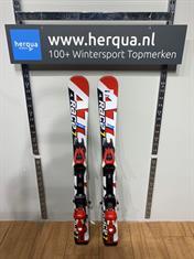 Atomic 80-2434 Race kinder ski gebruikt rood