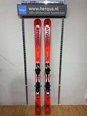 Atomic 88-2923 Redster heren ski gebruikt rood