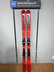 Atomic 92-2925 Redster heren ski gebruikt rood