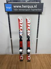 Atomic 96-2904 Race kinder ski gebruikt rood