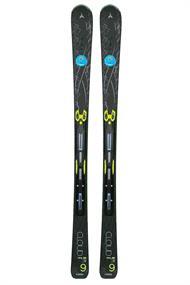 Atomic Beste Test Cloud Nine sport carve ski dames zwart