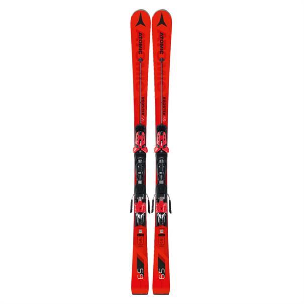Atomic Beste Test Redster S race carve ski rood