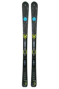 Atomic Cloud Nine AASS00978 sport carve ski dames zwart