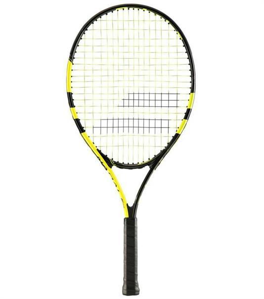 Babolat Nadal 21 Jr. junior tennisracket geel