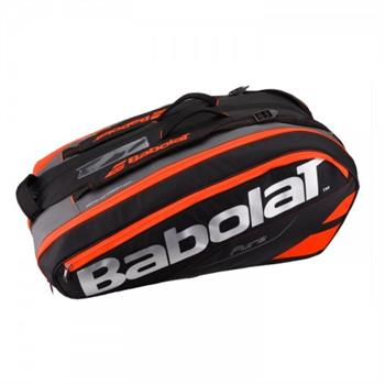 Babolat Racket Holder X12 Tennistas oranje