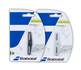 Babolat Vibrakill Transparan demper wit