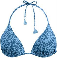 Barts bikini top blauw dessin