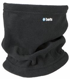 Barts Fleece Col JR. junior sjaal zwart