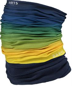 Barts Multicol Polar sjaal sr blauw