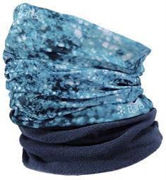 Barts Multicol Polar sjaal sr blue