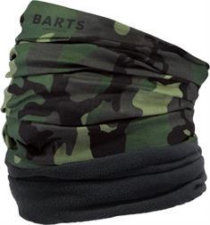 Barts Multicol Polar sjaal sr groen dessin