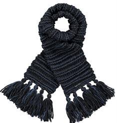 Barts Tara  Meisjes Sjaal junior sjaal antraciet
